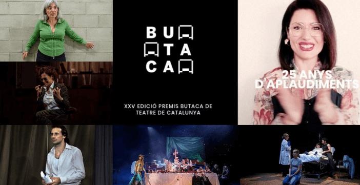 Premis Butaca de Teatre de Catalunya 2019