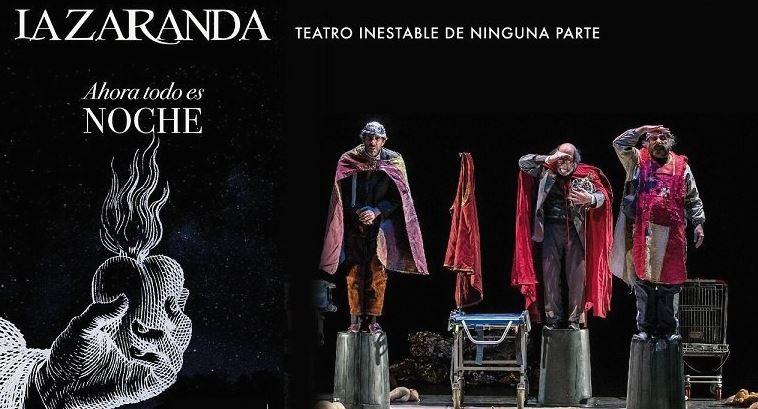 Crítica: Ahora todo es noche – Teatre Romea