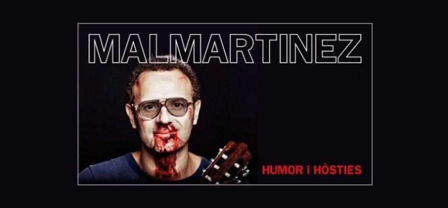 Crítica: Humor i Hòsties – Mal Martínez