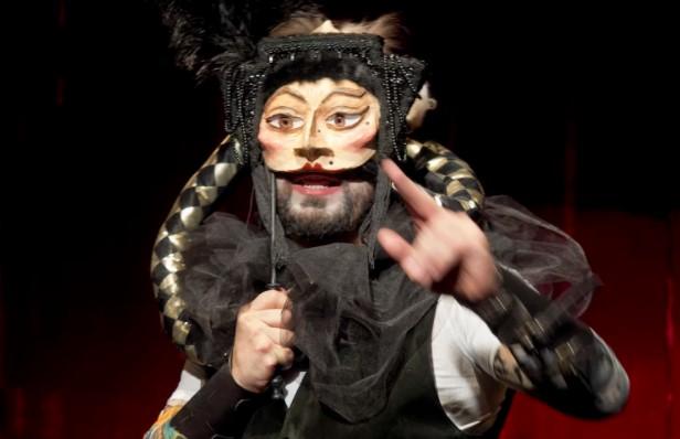 """Entrevista a Felipe Cabezas por """"El bufón del Rey Lear"""" en la Sala Fénix"""