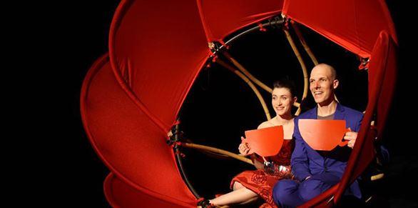 Crítica: Deux pas vers les étoiles – OUI! Festival de Théâtre en Français