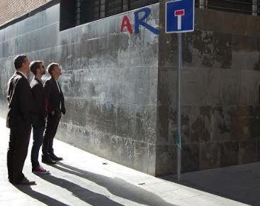 Crítica: Art, en francés- Le mal vient de plus loin…