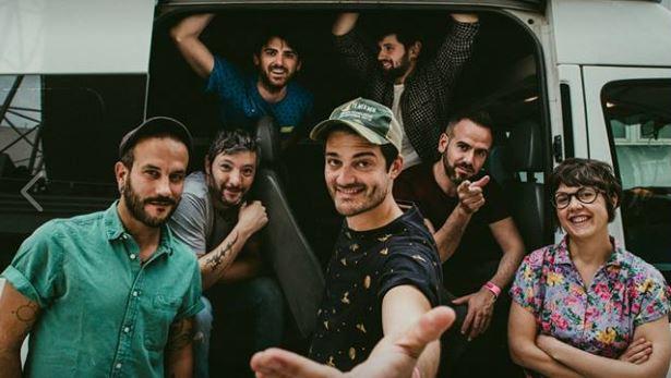 Entrevista a Els Catarres, grup que actuarà a Canet Rock i Cruïlla 2018