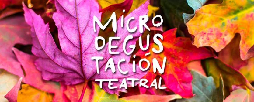 Microdegustación Teatral Barcelona – AGOSTO 2018