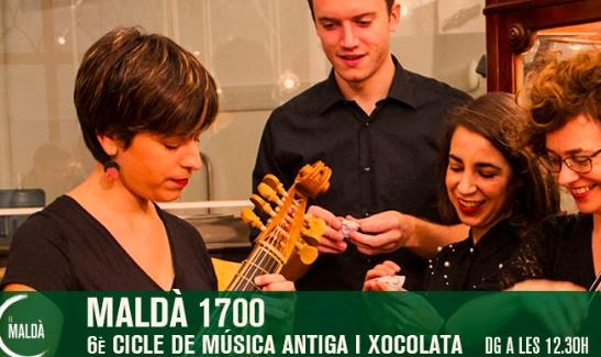 Cantoria: Malas lenguas – Cicle Maldà i xocolata