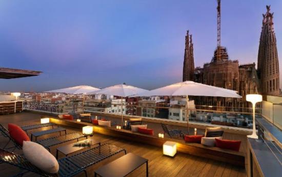5 Terrazas Románticas De Barcelona Triunfa En Tu Cita