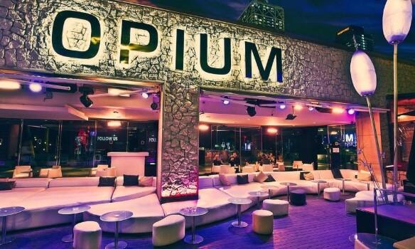 Opium Barcelona, un restaurante con discoteca en Barcelona