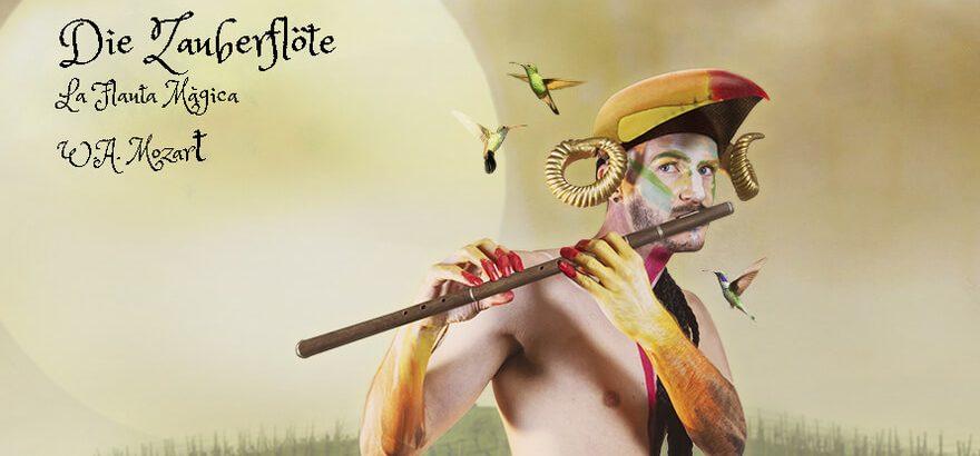 La Flauta Màgica de Mozart al Palau de la Música