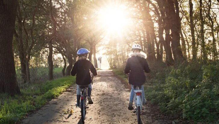 Rutas en bici por Barcelona con niños – ¡LAS + DIVERTIDAS!