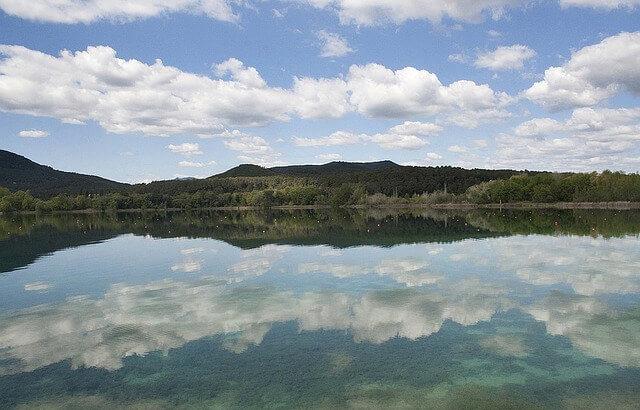 10 lagos de Cataluña para bañarse