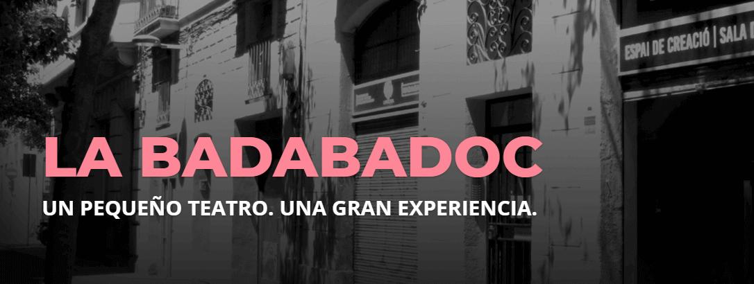 Presentació de la nova temporada de Badabadoc – 2020/21