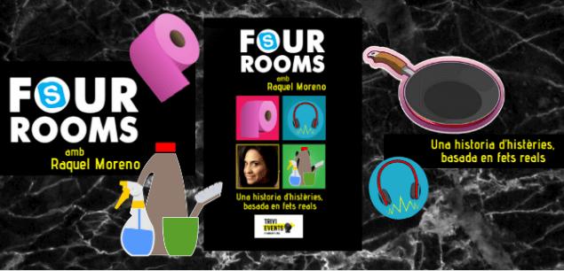 Four Rooms, un monòleg d'humor sobre el confinament