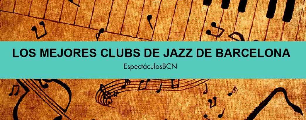 Los mejores CLUBS DE JAZZ de Barcelona