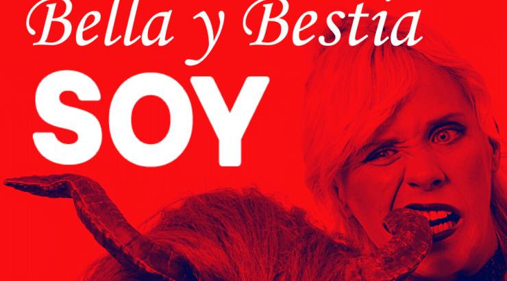 Entrevista a Patrizia con Z por su show «Bella y Bestia soy»