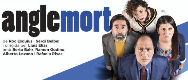 Angle Mort, Teatro, escenario, actores, directores, butacas, cultura, Barcelona