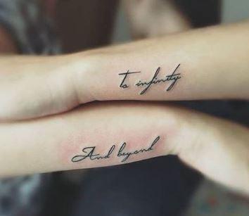 Ideas De Tatuajes Originales Para Parejas En Barcelona