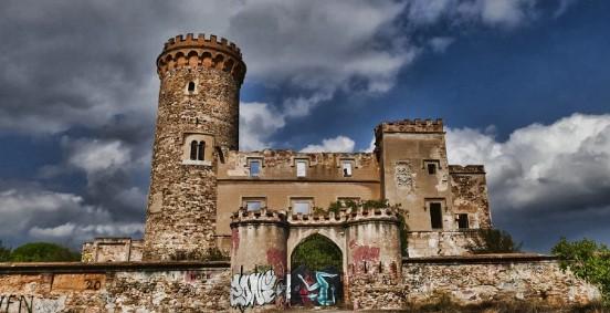sitios abandonados cataluña