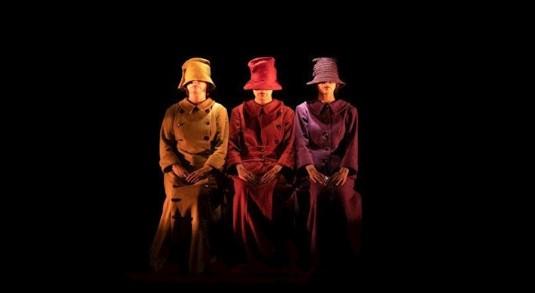 Crítica: Beckett's ladies con Sílvia Bel, Míriam Iscla y Rosa Renom