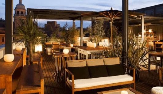 Las 10 mejores terrazas de hoteles en Barcelona - ¡MAGNÍFICAS! ~ EspectáculosBCN
