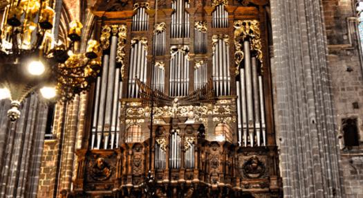 conciertos catedral barcelona