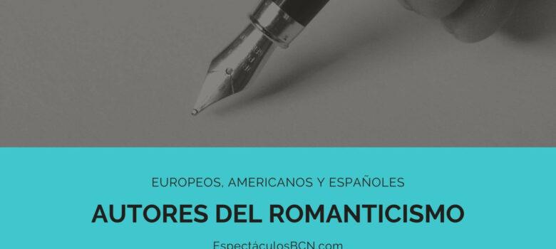 autores romanticismo