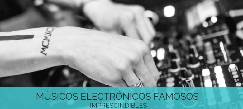 grupos de música electrónica