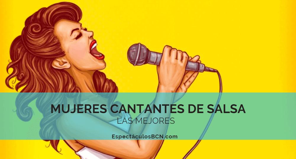 cantantes de salsa