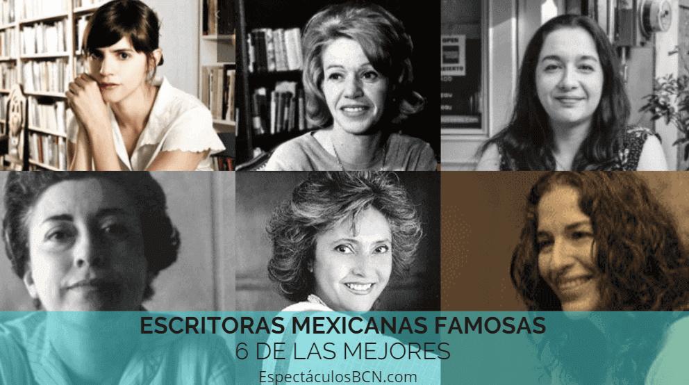 Escritores mexicanos