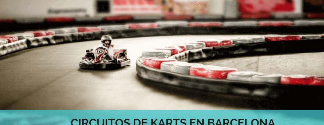 Circuitos de Karts en Barcelona y alrededores