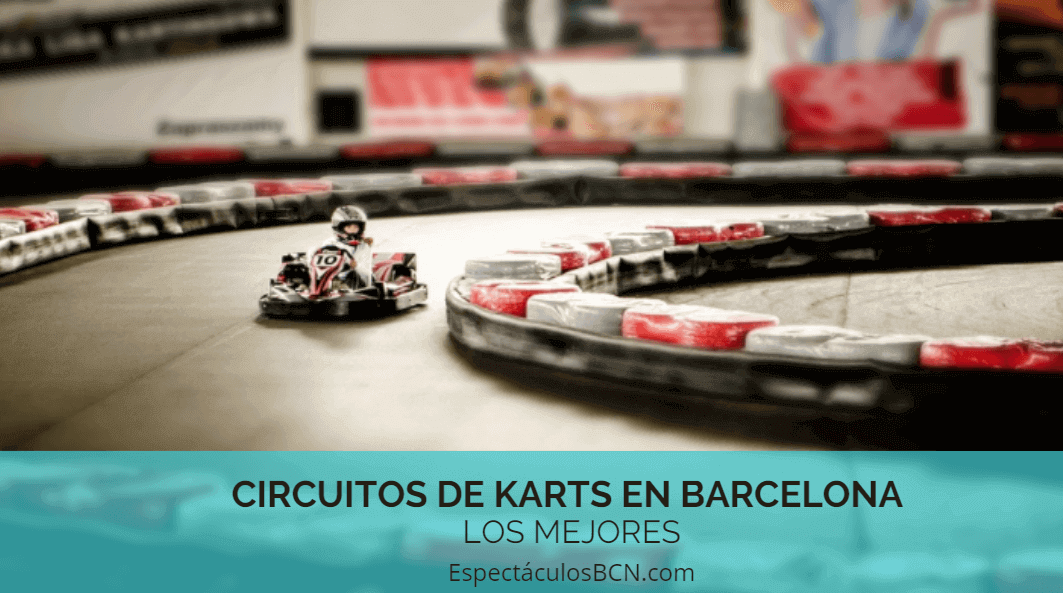 Karting en Barcelona