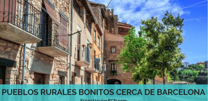Pueblos en Barcelona