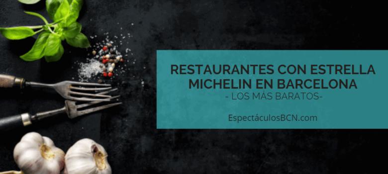 Restaurantes baratos en Barcelona