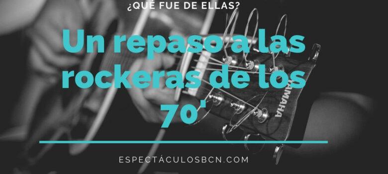 rockeras, música, rock, años 70', mujeres