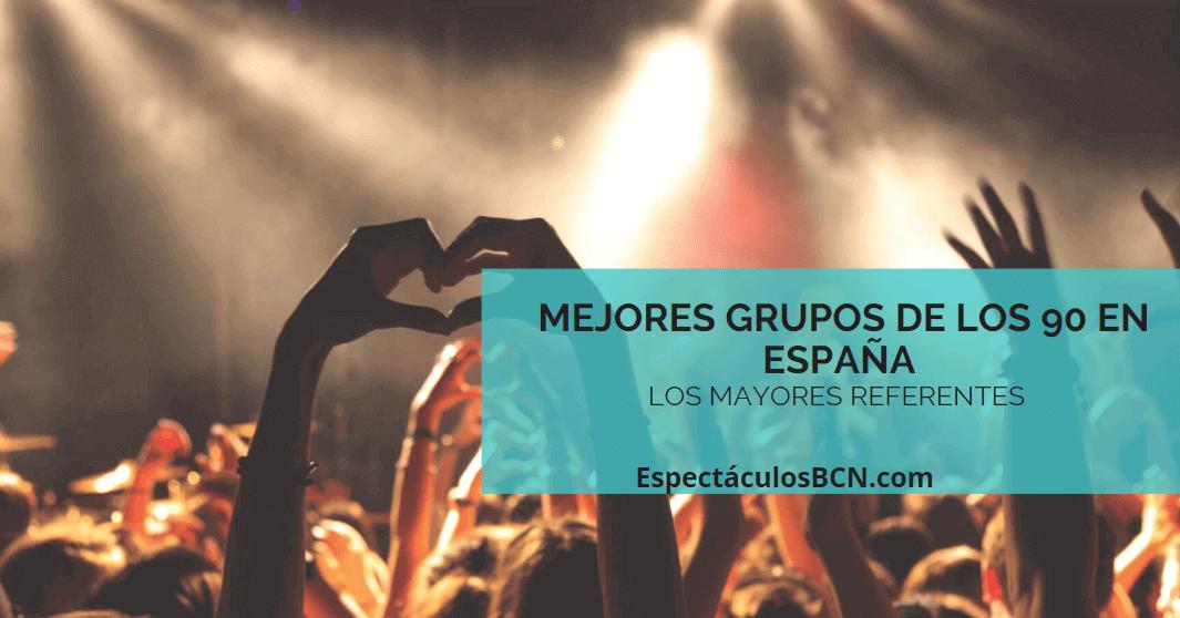 musica española 90