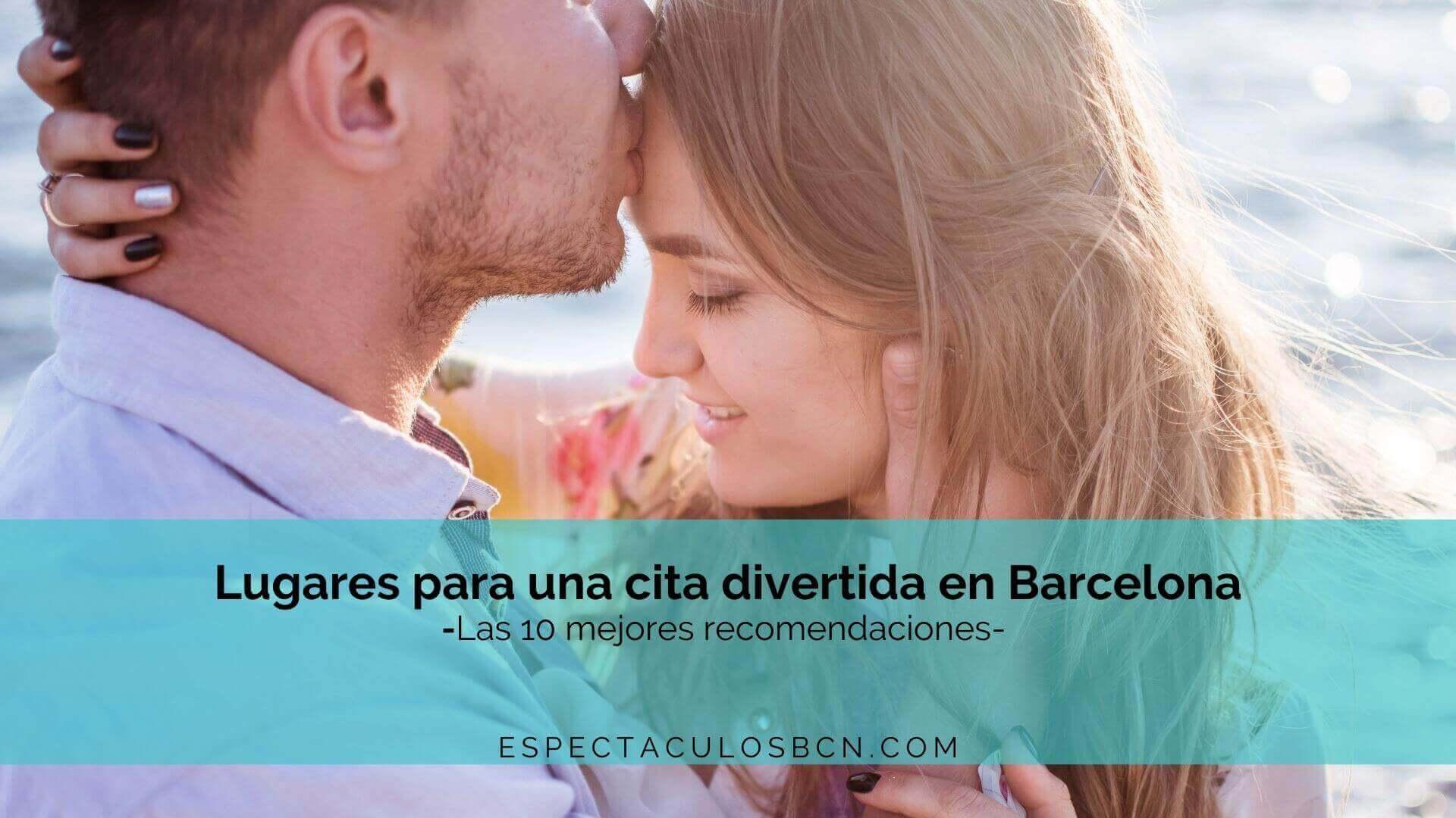 lugares cita barcelona
