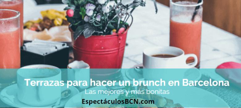 terrazas desayuno barcelona
