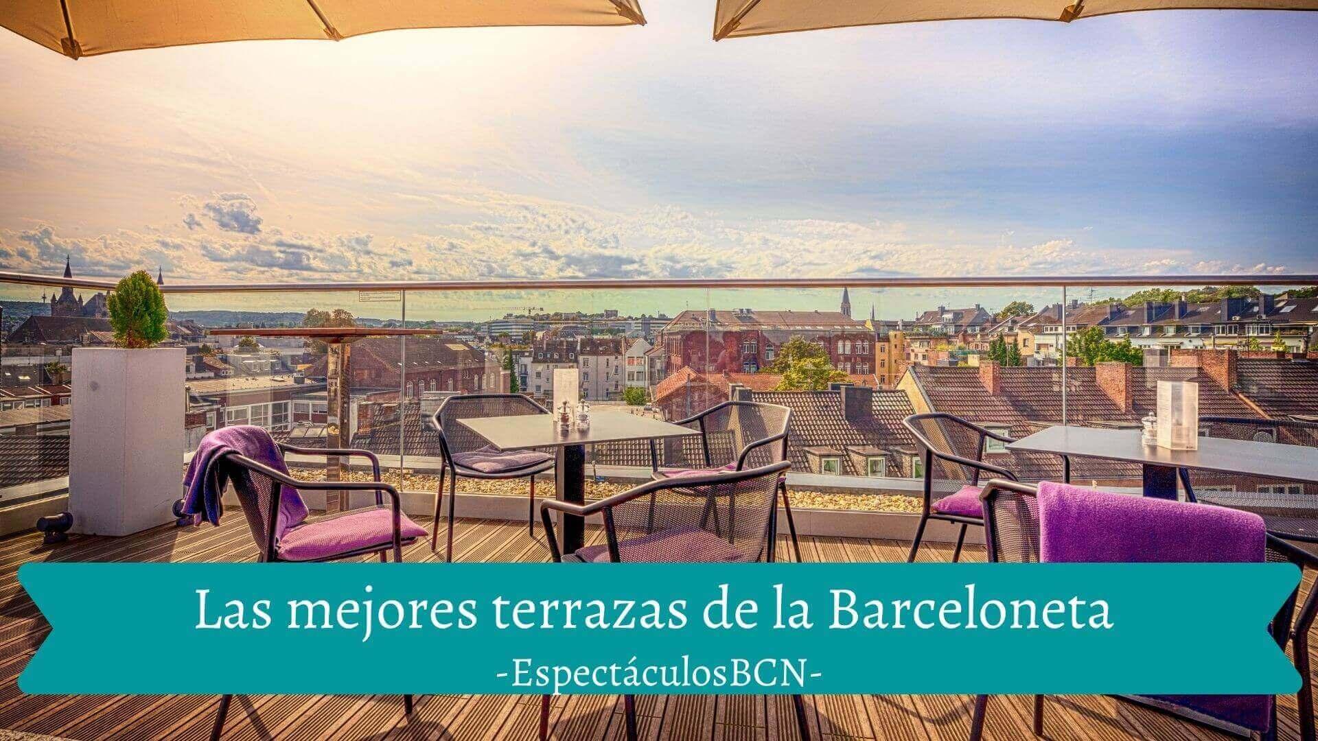 terrazas Barceloneta