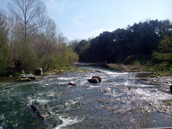 lagos cerca de Girona