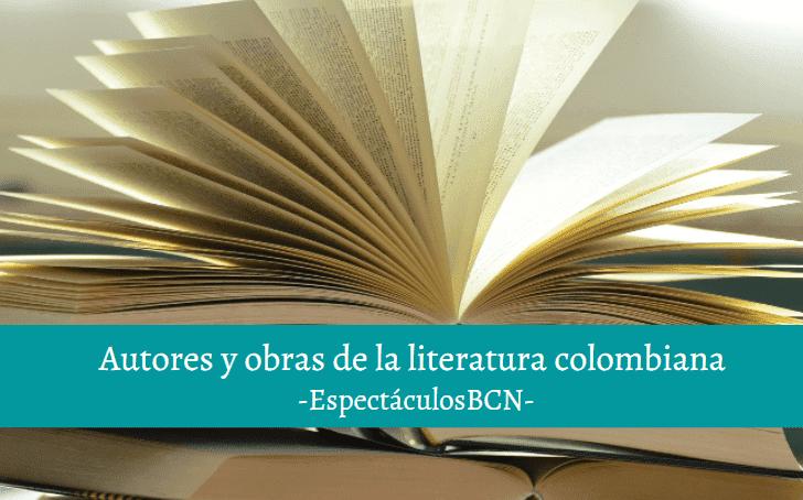 literatura colombiana libros