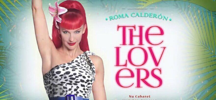 THE LOVERS de Roma Calderón llega a la Sala Aquarella