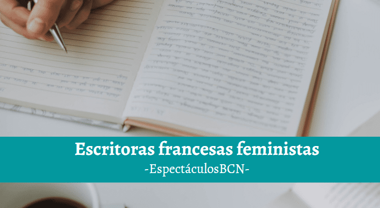 autoras francesas feministas