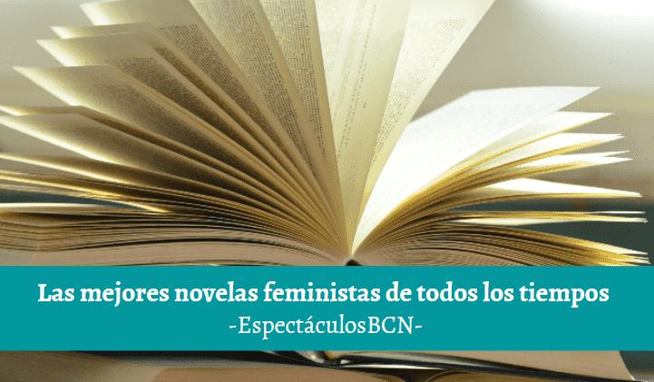 novelas feministas recomendadas