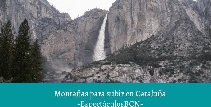rutas montaña cataluña
