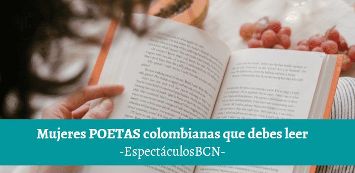 mejores poetas colombianas