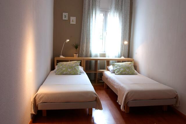 hoteles para jóvenes
