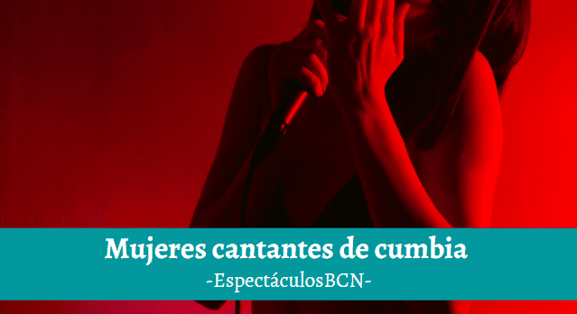 cantantes de cumbia artistas
