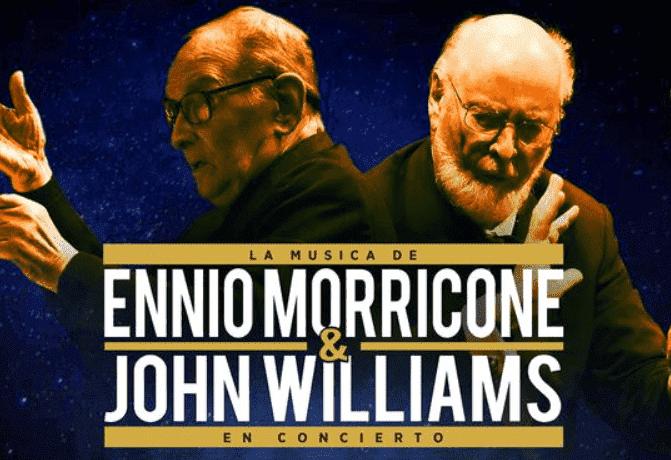 tribut morricone williams  palau de la musica