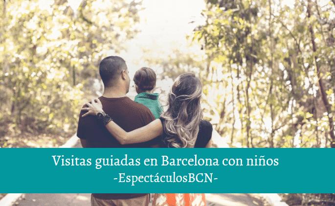 tours con niños barcelona