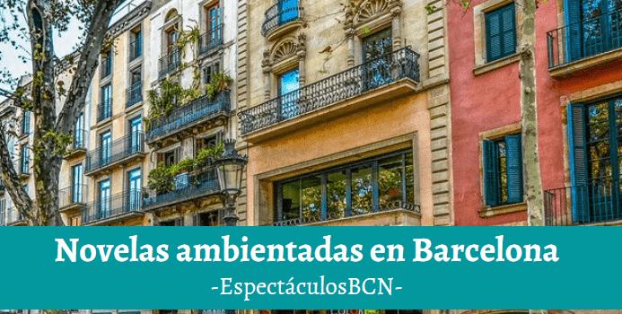 novelas situadas barcelona