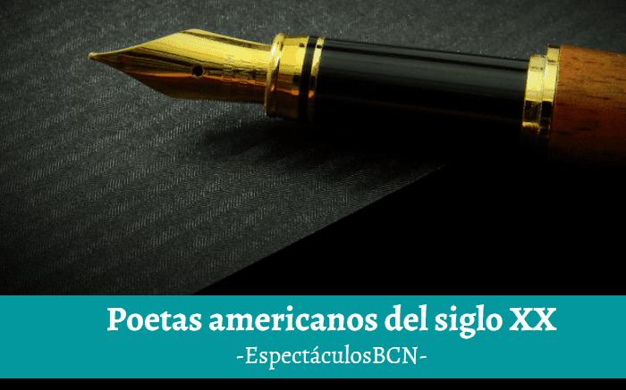 poetas americanos del siglo 20